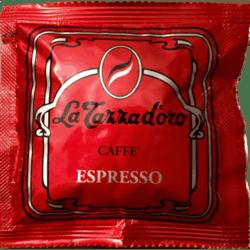 foto ESE servings La Tazza d'Oro Rosso