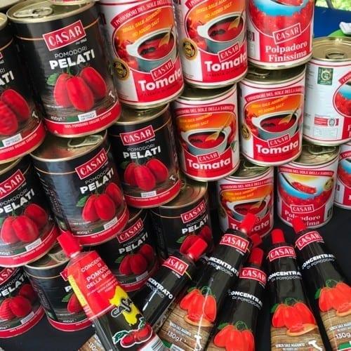 Tomaten conserven